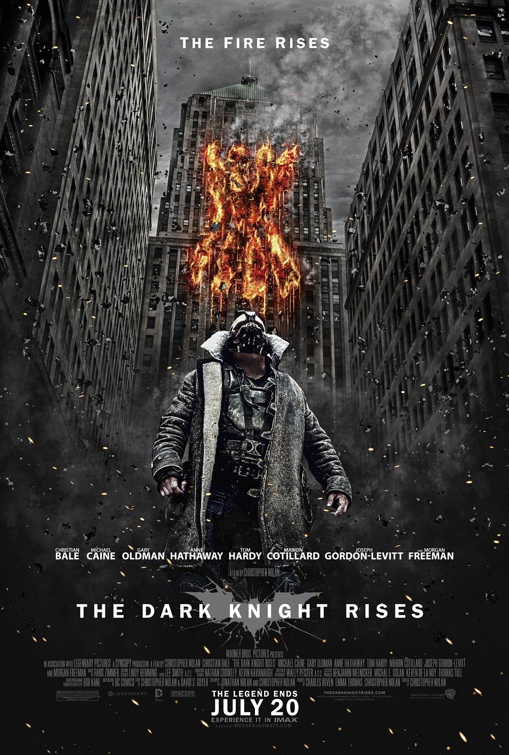 Batman O Cavaleiro Das Trevas Ressurge Cine Over