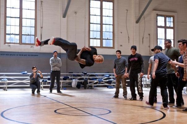 Chris Brown;Josh Holloway;Josh Peck