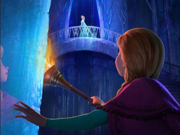 Frozen O Reino do Gelo_1