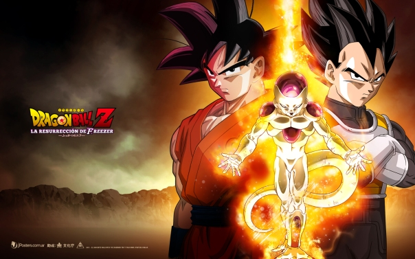 Wallpaper_Dragon_Ball_Z_La_ResurecciÃ-³n_De_Freezer_MAC_JPosters
